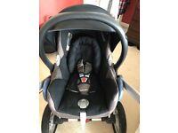 Maxi cosi baby car seat.