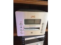 JVC XM-D88 Minidisc Recorder
