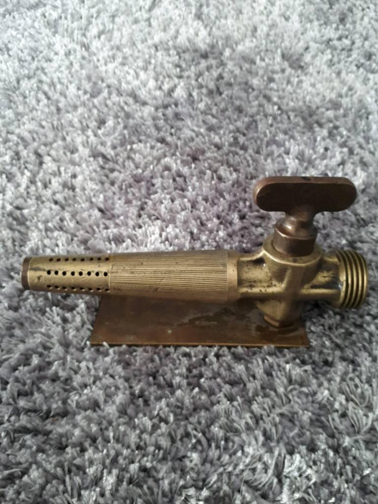 Antique vintage BRASS spigot goc tap | in Bolsover, Derbyshire | Gumtree