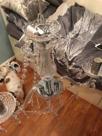 Brand new pretty chandelier