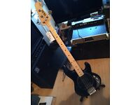 MUSICMAN STERLING S.U.B. 2 Band EQ. Black