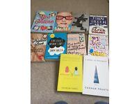 Bundle of teenage books