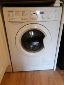 washing machine, cooker and fridge