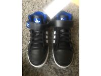 Brand New Adidas Mid Style Trainers Size 4