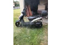 Kymco 50 cx moped