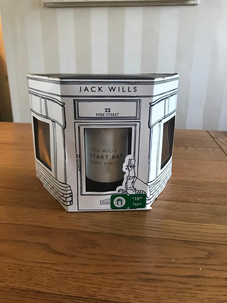 Men's Jack Wills Gift Set New Xmas Gift