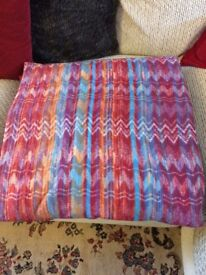 Colourful Large Fleece Blanket