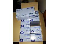 Dermagrip Nitrile Examination Gloves Ultra LT Size Medium