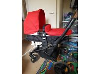 Mothercare pushchair/pram and car seat