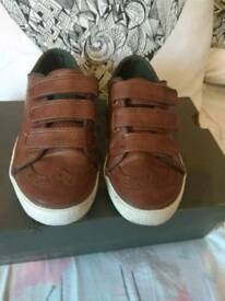 Boys next shoes size 10