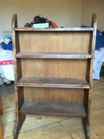 Shelving unit (freestanding or top of dresser)