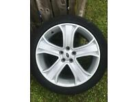 Range Rover sport alloys **excellent condition**