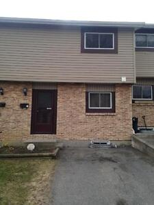 Three Bedroom Townhome