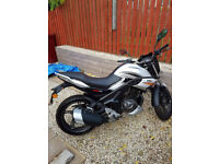 Sinnis rs125 low low miles