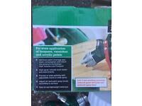 Spray gun for air compressor