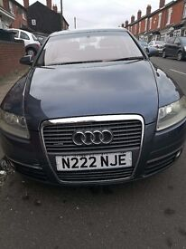 Audi for sale or change with a van
