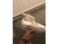 Converse brand new only wore in the house