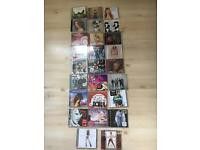 CD's - assorted