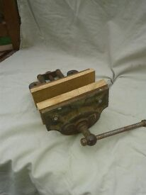 Wood Vices for sale