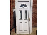 upvc front door with 1 key £45