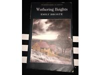 Wordsworth Classic - Wuthering heights by Emily Bronte