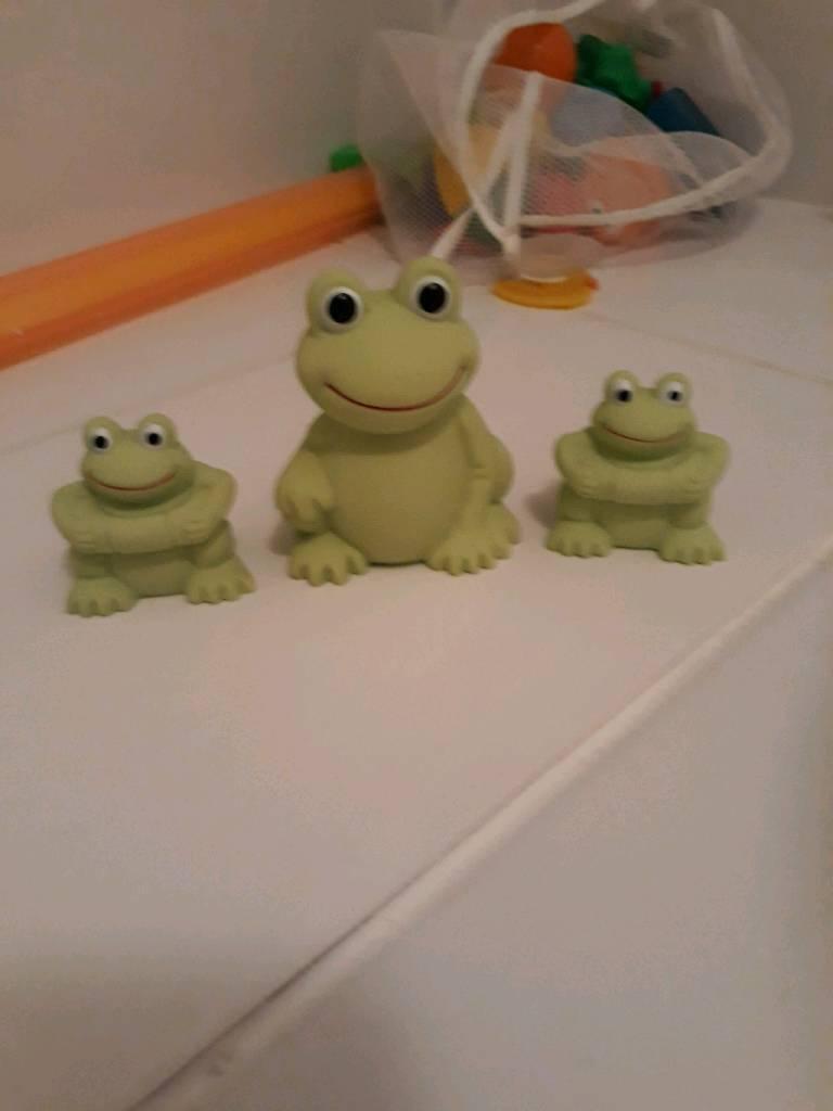 Bath frogs | in Great Yarmouth, Norfolk | Gumtree