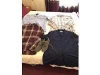 Men's shirts size XXl
