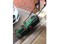 Qualcast electric grass cutter used maybe 10 times