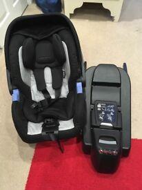 Recaro Baby Car Seat Group 0