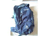 Large Karrimor rucksack