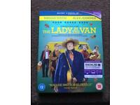 The Lady In The Van Blu-Ray With D.C
