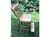 Vintage Clerks Chair suit Designer Architect