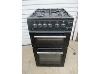 Gas Cooker, 2 yr old 50cm wide Flavel gas cooker, Model MLB5NDT Immaculate