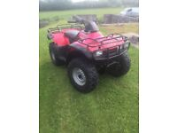 Honda Fourtrax 350es Farm Quad