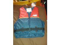 Musto yacht lifejacket