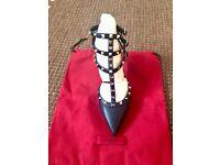 Valentino rockstud heels - size 38