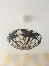Beautiful Tiffany style lampshade