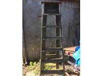 Wooden Step Ladders going cheap