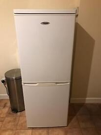 Fridgemaster fridge freezer white