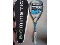 Dunlop Aerogel 4D Pro GTX Squash Racquet