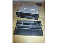 Sony XR-C5100R Car Cassette/CD/Radio (67#)