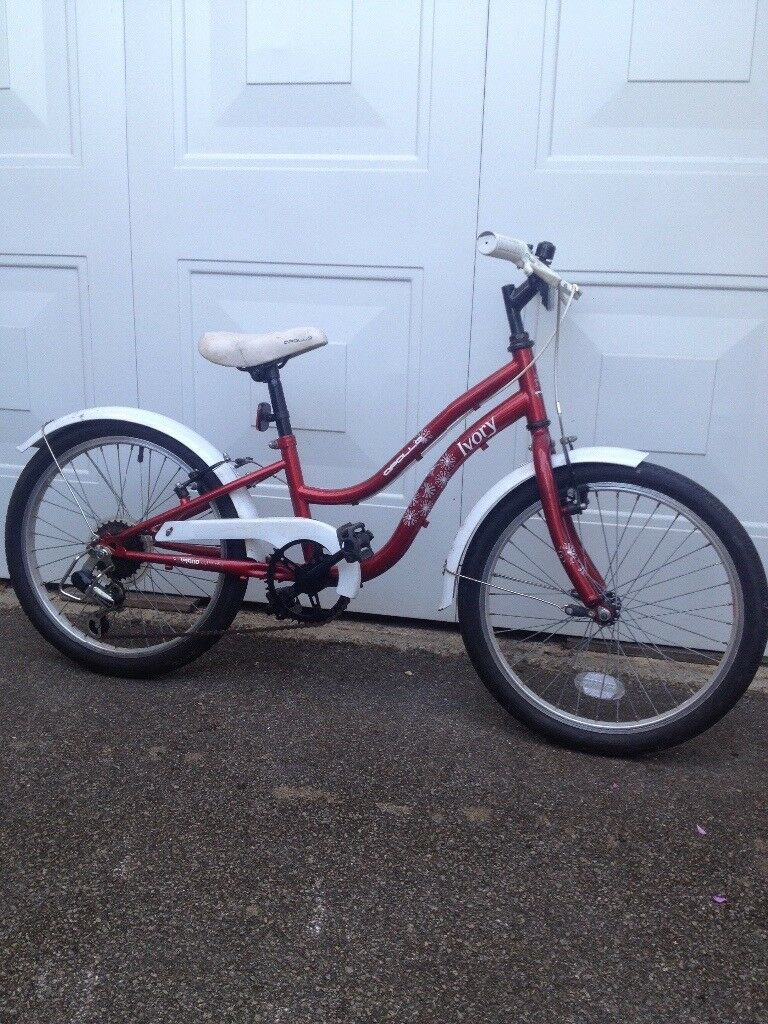 Red Children S Bicycle Apollo Ivory 20 Inch Wheels In