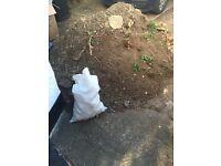*FREE* soil. Approx 1 tonne. Enfield