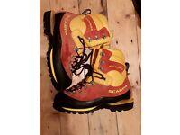 Scarpa Cumbre B3 Mountain Boots - Size UK 10, EU 44