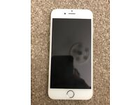 IPHONE 6 gold, 16bg open to EE