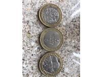 £2 coins collectible