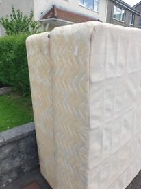 FREE to collector kingsize bed base