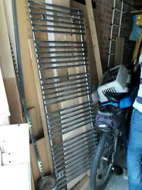Chrome radiator large ex display