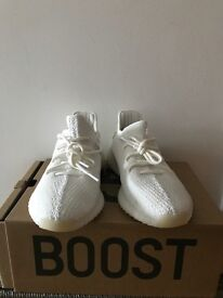 Adidas YEEZY Boost 350 Cream White 10.5 UK