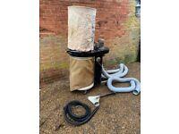Dewalt Industrial Workshop Dust Extractor